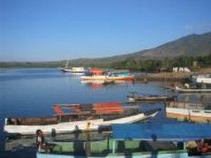 Pantar - Baranusa harbor, Pantar