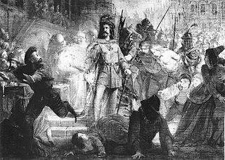 Anno 1468. De kloekheid van Karel de Stoute te Middelburg
