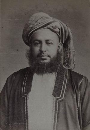 Barghash bin Said of Zanzibar - Barghash bin Said of Zanzibar