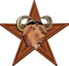 Barnstar GNU.png