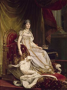 Baron François Gérard - Joséphine in coronation costume - Google Art Project.jpg