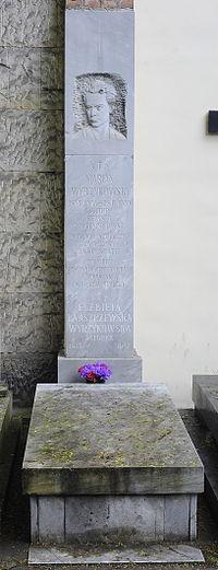 Barszczewska Wyrzykowski grave.jpg