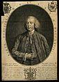 Bartholomew Dominicetti. Line engraving by J. Vitalba, 1767, Wellcome V0001626.jpg