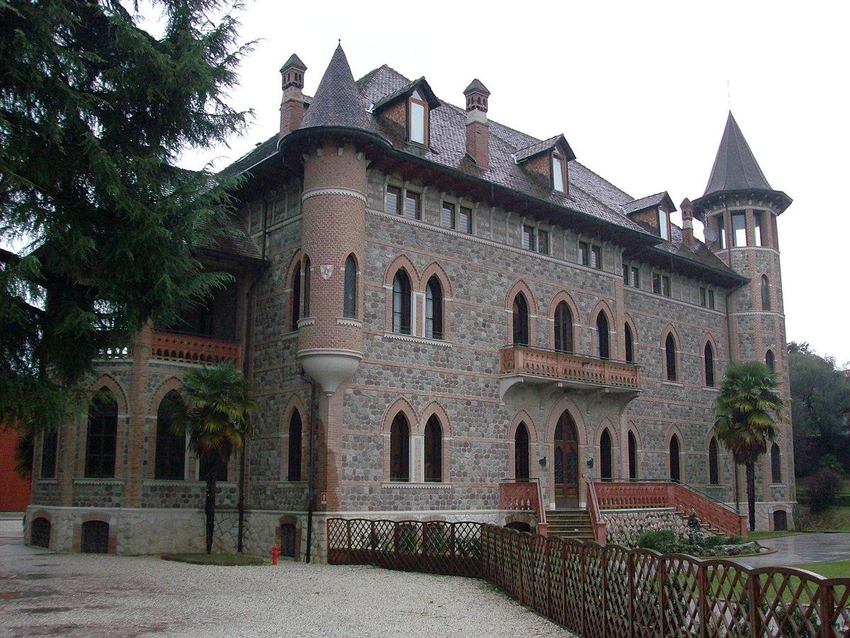 Villa fanzago bassano del grappa wikipedia for Arredamento bassano del grappa