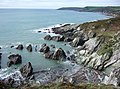 Battisborough Cove and Bugle Hole - geograph.org.uk - 326298.jpg