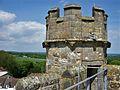Battle Abbey, view from gatehouse 04.jpg
