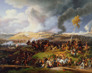 Battle of Borodino battle of the French invasion of Russia during the Napoleonic Wars