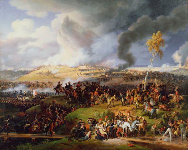 The Battle of Borodino