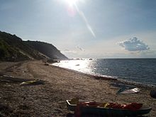 Beach at Baiting Hollow Scout Camp.jpg