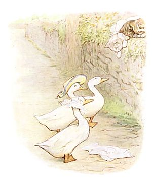 Beatrix Potter - The Tale of Tom Kitten - Illustration from p 50.jpg