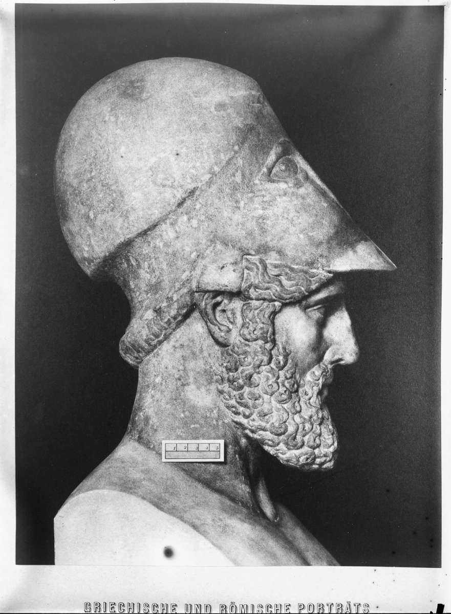 Beeld, Themistocles - Unknown - 20408398 - RCE