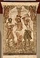 Begijnhofkerk, muurschildering , Marteling van H.Blasius - 373502 - onroerenderfgoed.jpg