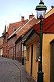 Behind AF-byggnad at Lund.jpg