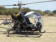 Bell 47G-MASH