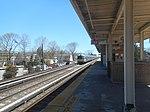 Bellerose LIRR Station; Hicksville-bound M3 leaves.jpg