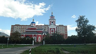 Belousovo, Kaluga Oblast Town in Kaluga Oblast, Russia