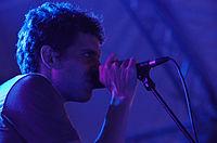 Ben Shemie (Suuns) (Haldern Pop 2013) IMGP2614 smial wp.jpg