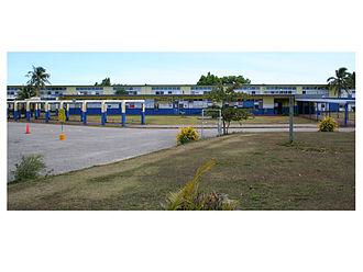 Dededo - Vicente S.A. Benavente Middle School