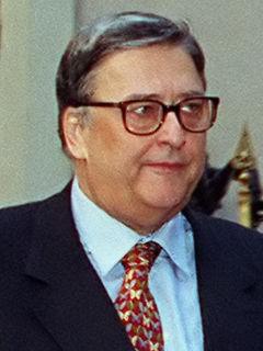 Beniamino Andreatta Italian economist/politician