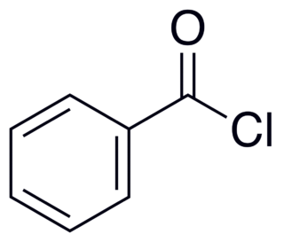 Benzoyl chloride chemical compound