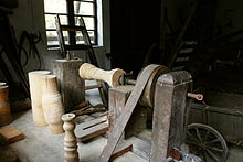 Woodturning - Wikipedia
