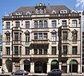 Berlin, Kreuzberg, Friedrichstrasse 17, Wohn- und Geschaeftshaus A. Gutschow.jpg