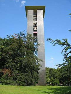 Carillon in Berlin-Tiergarten