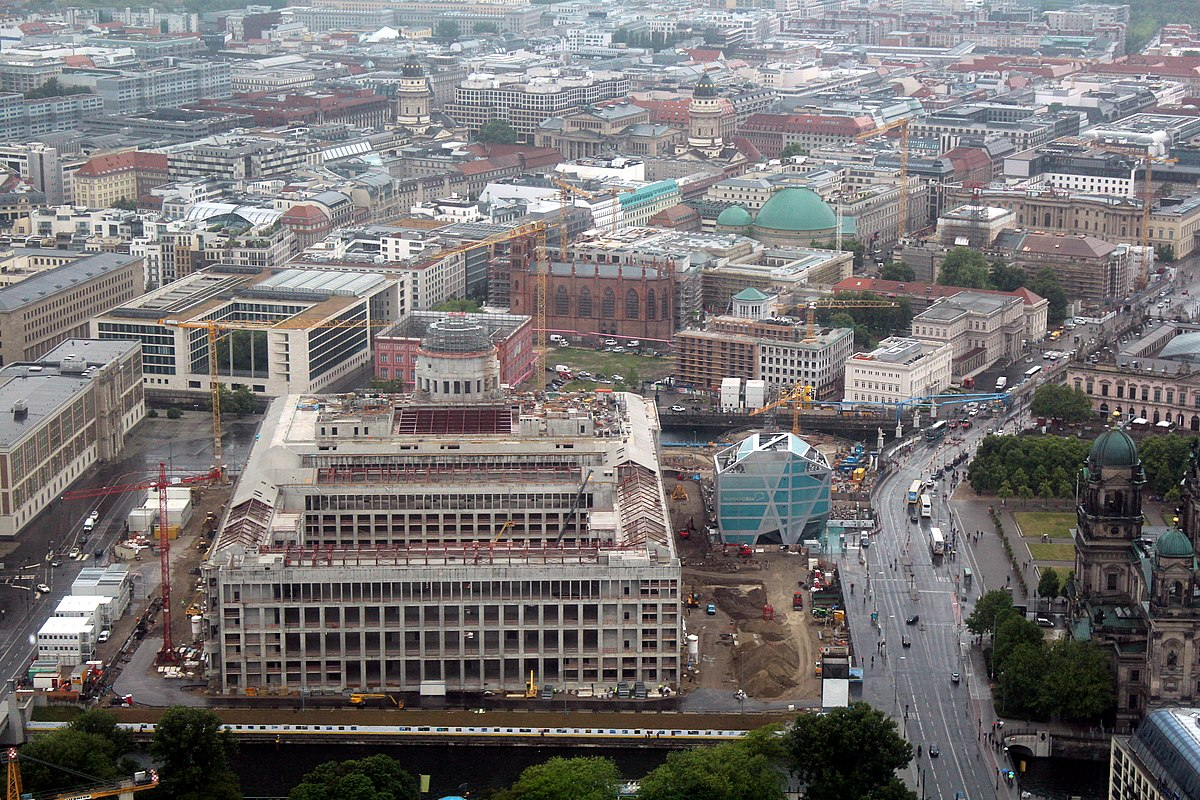 Schlossplatz Berlin