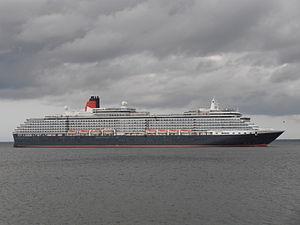 Bermuda'ship Queen Victoria in Tallinn 18 May 2012.JPG