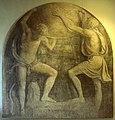 Bernardino luini, ercole e atlante, 1513-15, da palazzo landriani.JPG