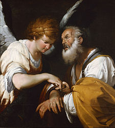 The release of St Peter of Bernardo Strozzi
