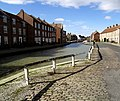 Beverley Beck and Housing - geograph.org.uk - 733140.jpg