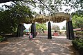 Bicentenary Gate - AJC Bose Indian Botanic Garden - Howrah 2018-04-01 2399.JPG