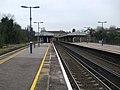 Bickley station Catford line westbound look east.JPG
