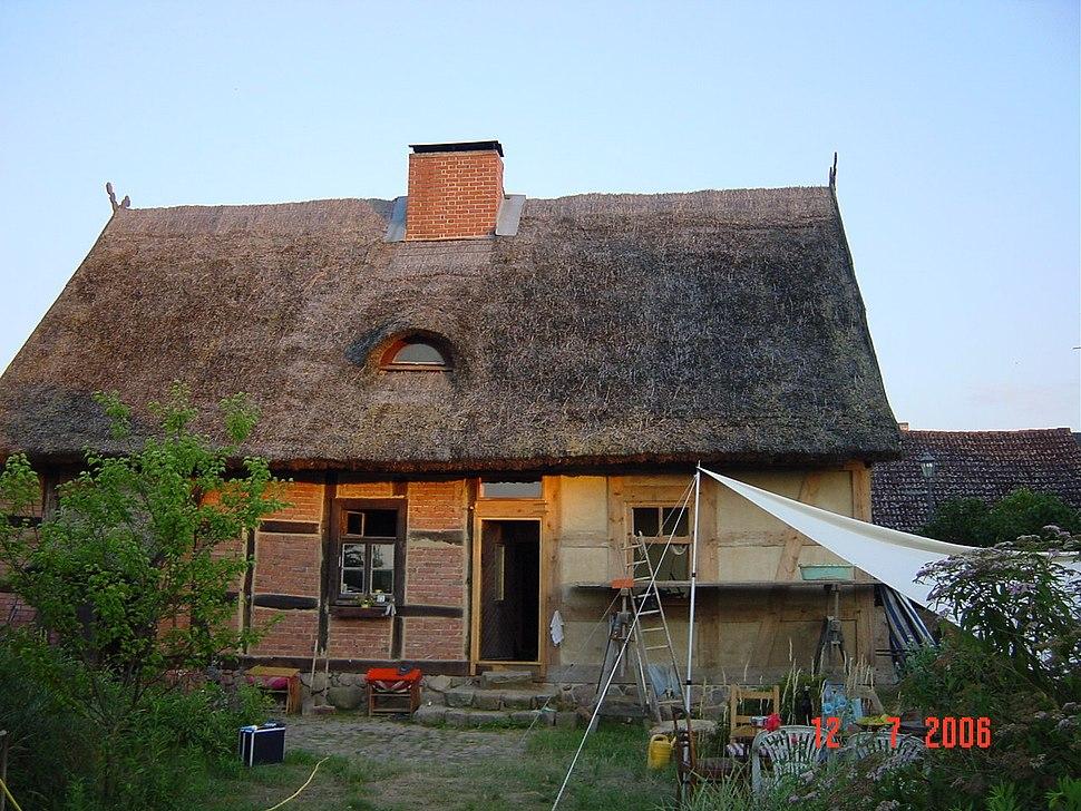 Biesenthal eldest house from 1707 (1)