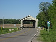 Big Darby Creek Covered Bridge