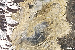 Bingham Canyon Mine Satellite image after Landslide.jpg