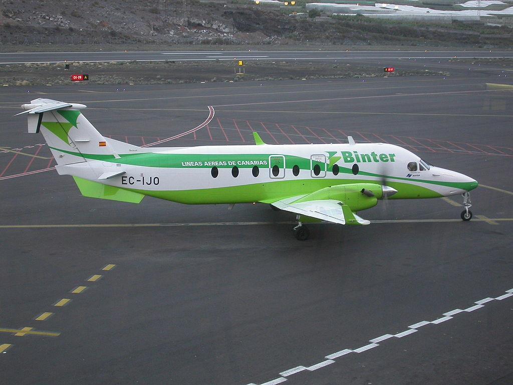 Beechcraft 1900 Airliner