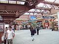 Birmingham Moor Street railway station concourse - DSC09051.JPG