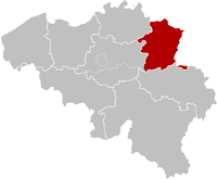The Diocese of Hasselt, coextensive with the Belgian province of Limburg