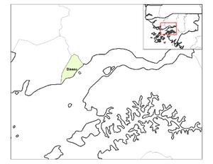 Sectors of Guinea-Bissau - Bissau sector