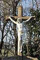Bitburg-Stahl (Eifel); Friedhofskreuz um 1890 c.jpg