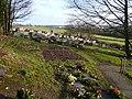 Blackwell - Churchyard View - geograph.org.uk - 669406.jpg