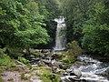 Blaen y Glyn Waterfall - geograph.org.uk - 939206.jpg