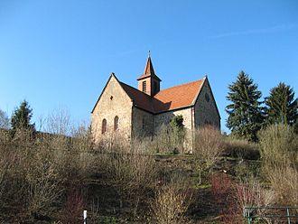 Bebra - Chapel near Blankenheim