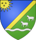 Coat of arms of Aubrives