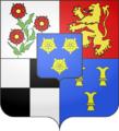 Blason Famille fr Rosset-de-Rocozels-de-Fleury.png