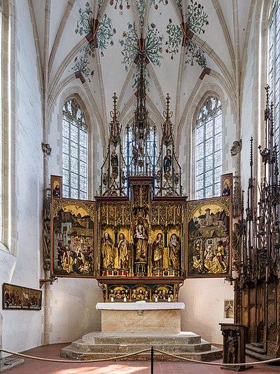 Blaubeuren Kloster Kirche Flügelaltar 01a.jpg
