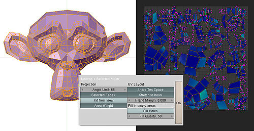 Blender3D uv unwrap mesh.jpg