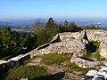 Blick von der Ruine Waldeck zum Rauhen Kulm - panoramio.jpg